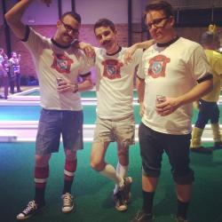 Jorts (3 dudes)