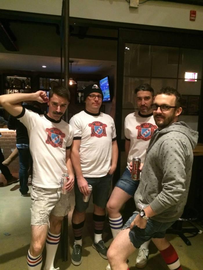 Jorts (4 dudes)